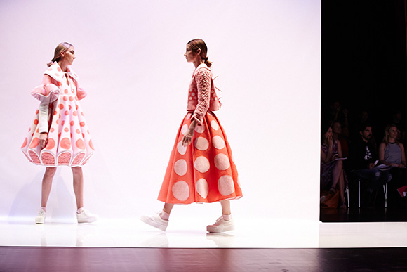From Studio To Stage Uts Fashion Graduate Scoops 10 000 Fashion Prize University Of Technology Sydney