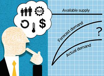 demand supply diagram