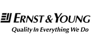 Ernst and Young logo