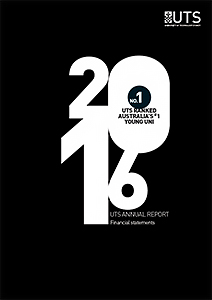 UTS Annual Report 2016