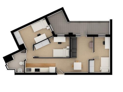 Gumal Ngurang Floor Plans University Of Technology Sydney