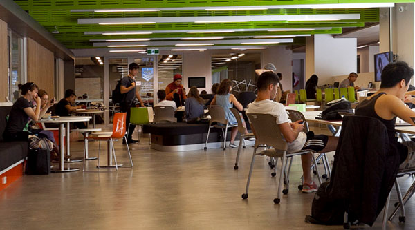 Sports Medicine interior design courses sydney university