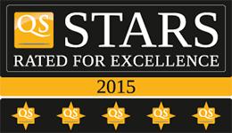 QS Stars 2015