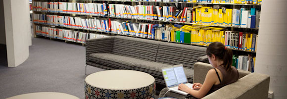 UTS Library study area