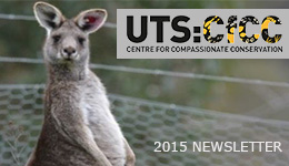 Centre for Compassionate Conservation 2015 Newsletter