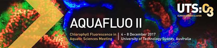 AQUAFLUO II Chorophyll Fluorescence in Aquatic Sciences Meeting