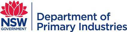 Department of Primary Industries Logo