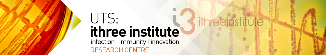 uts ithree institute: infection, immunity, innovation. research strength