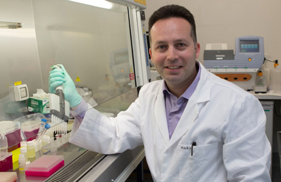 Postdoctoral Research Associate Mark Barash is analysing thousands of specific 'bits' of DNA that are responsible for the differences in the way we look, for example the size and shape of the nose, eyes, ears, eye lids, ear lobes, or our pigmentation