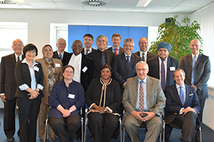 The Scientific Advisory Board for the International Criminal Court 2014