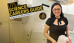 2017 Science careers guide cover