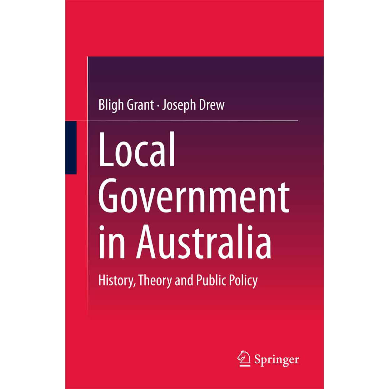Cover of Local Government in Australia