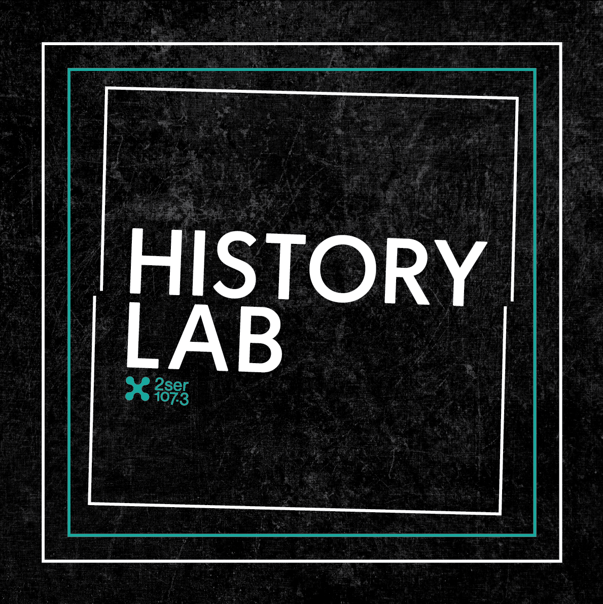 "black tile with ""HistoryLab"""