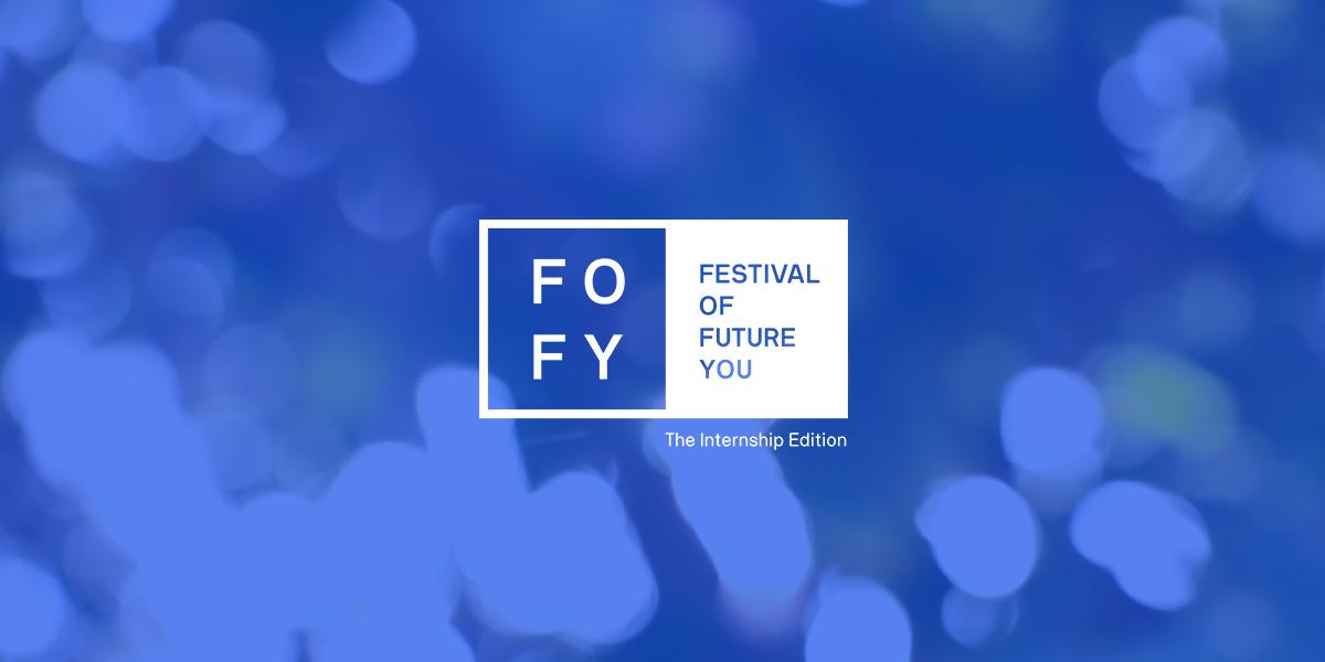 Festival of Future You promo