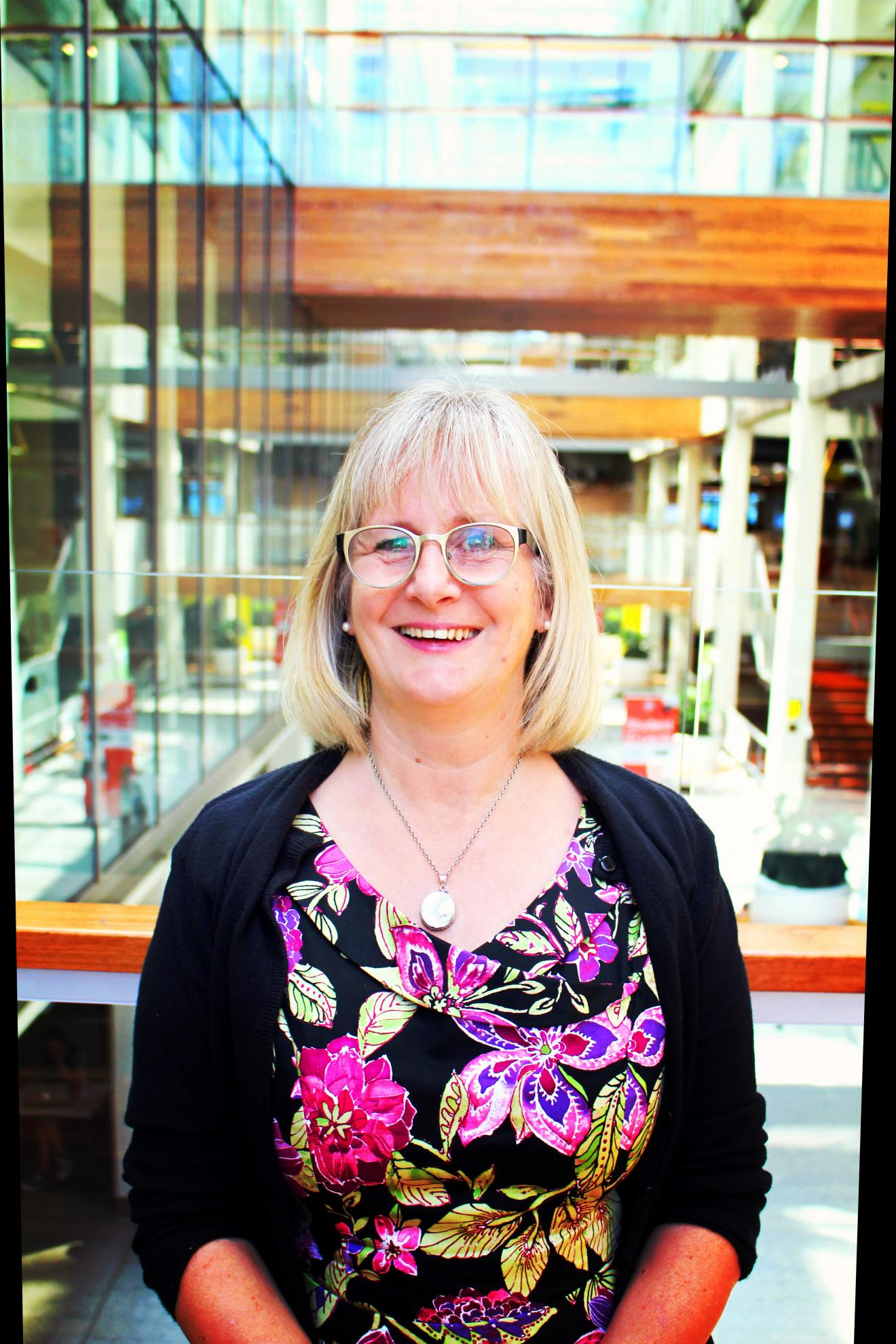 Head-shot of WHO CC UTS Director