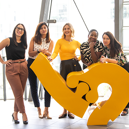 5 women from UTS Careers