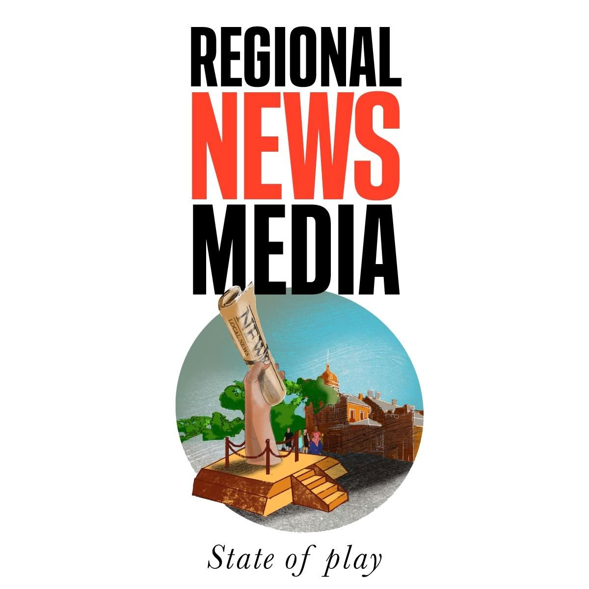 Regional News Media Research report cover