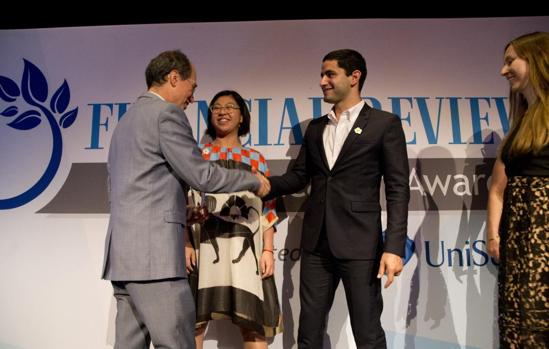 Hatchery wins Learning Experience category at AFR's Higher Education Awards