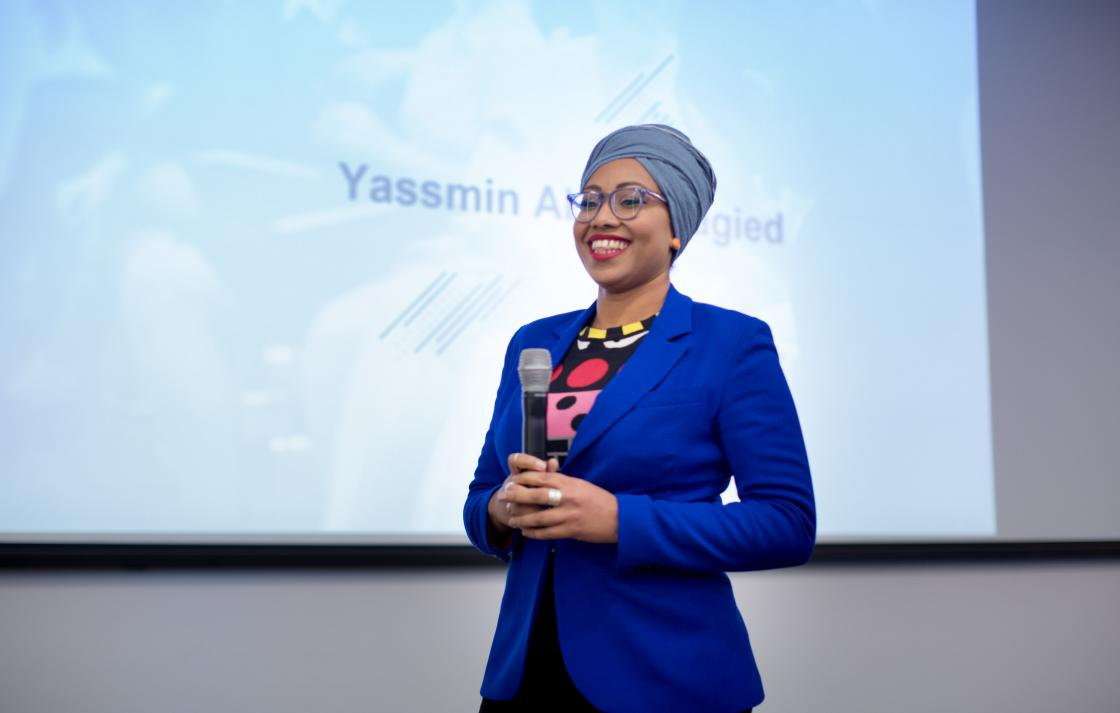 yassmin Abdek-Magied