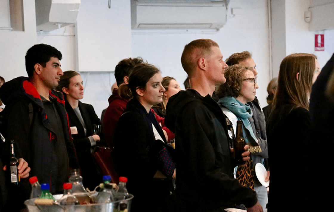 UTS Startups launch event