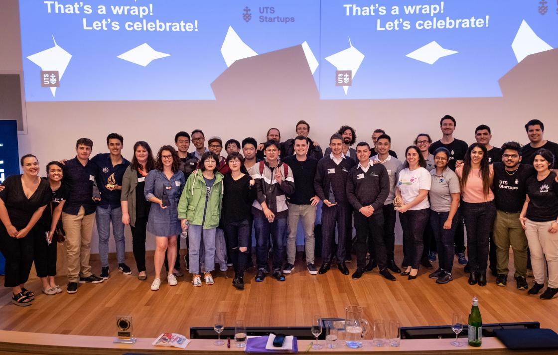 UTS Startups Awards All Startups