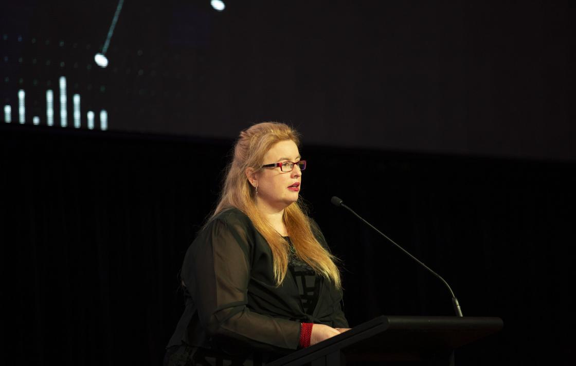 Deputy Vice-Chancellor (Research) Professor Kate McGrath
