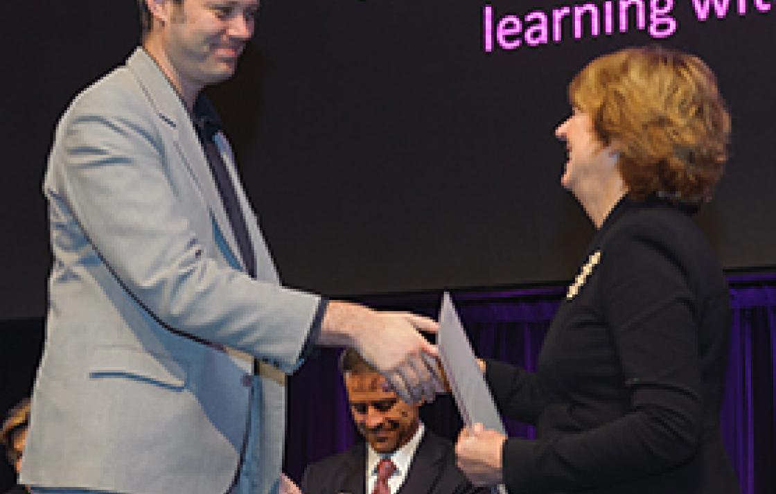 Dr Sam Ferguson and Professor Shirley Alexander