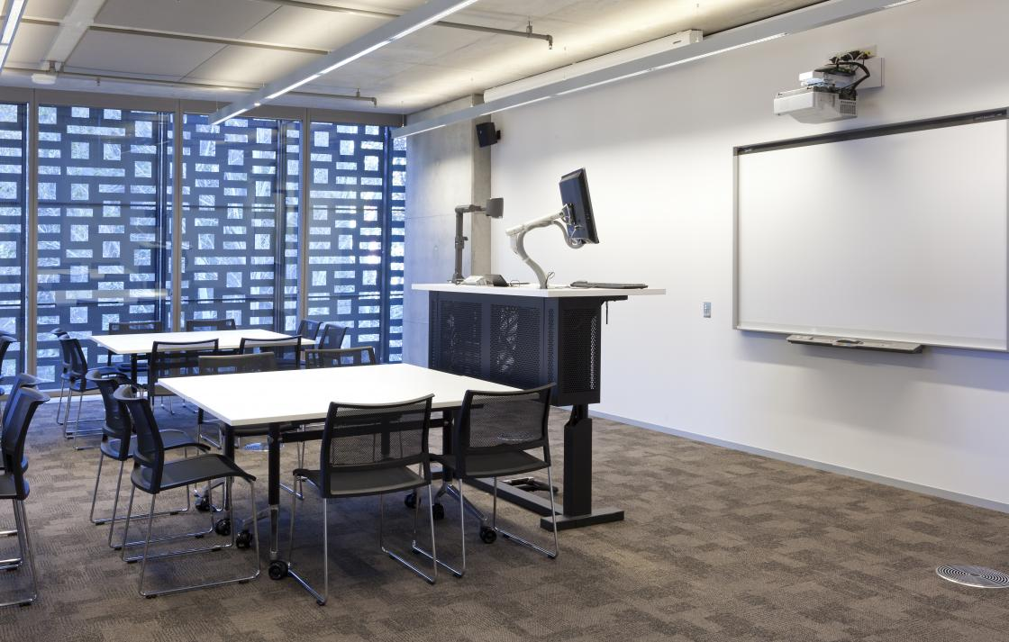 Classroom in Building 11