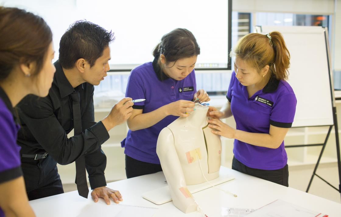 Clinical skills development is a crucial aspect of nursing