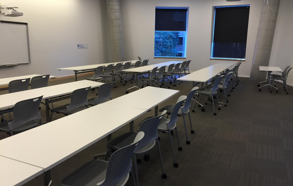 Classroom Design Builder ~ Venues and facilities university of technology sydney