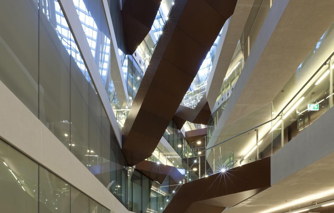 UTS Building 11, atrium