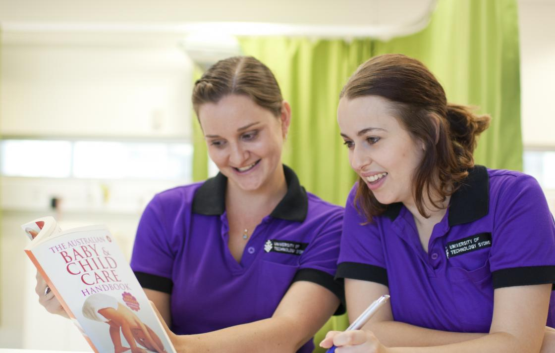 The courses encourage students to practise reflective, evidence-based midwifery