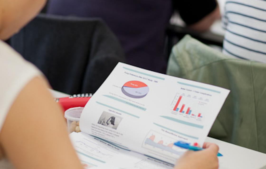 Postgraduate classes include lectures, masterclasses and practical workshops