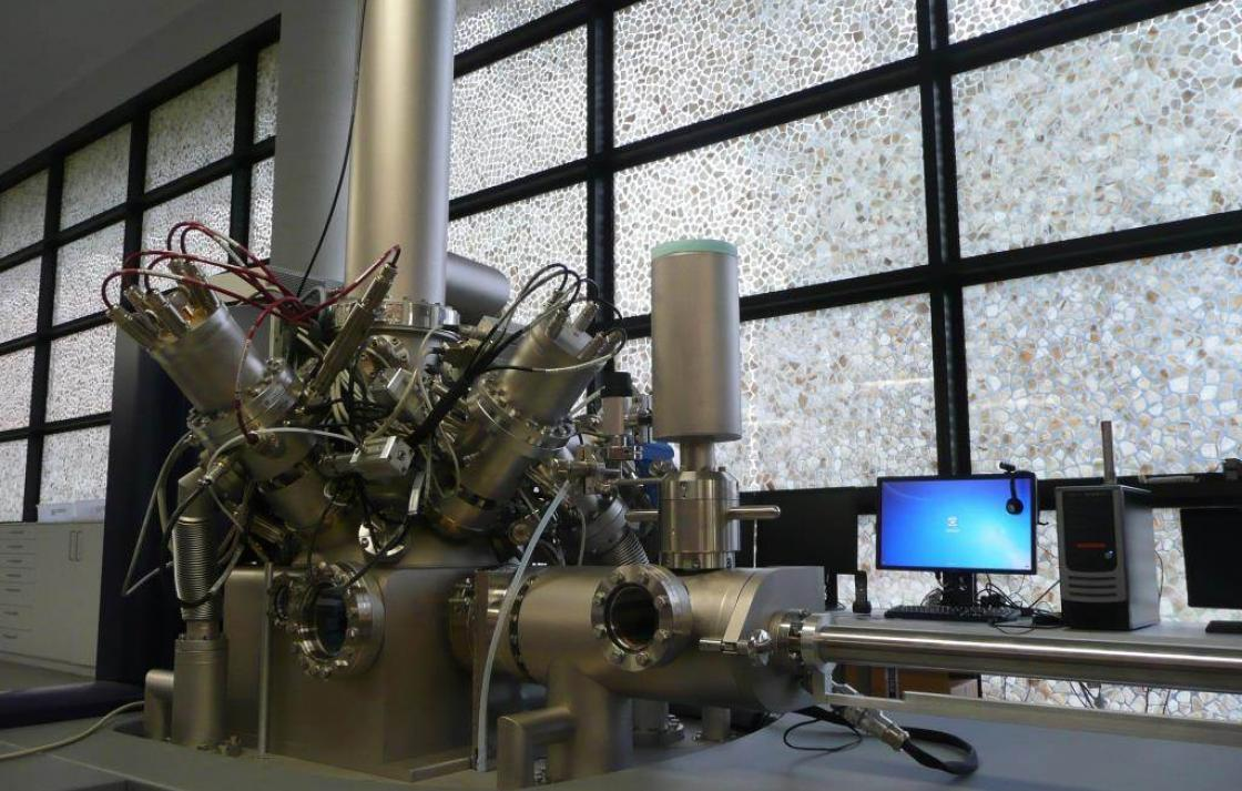 Time of Flight-Secondary Ion Mass Spectrometry instrument