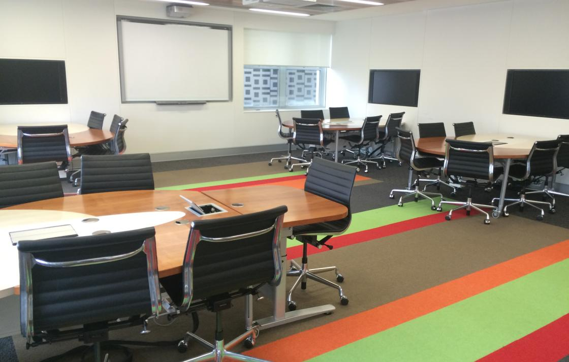 Short Course Venue Training Room