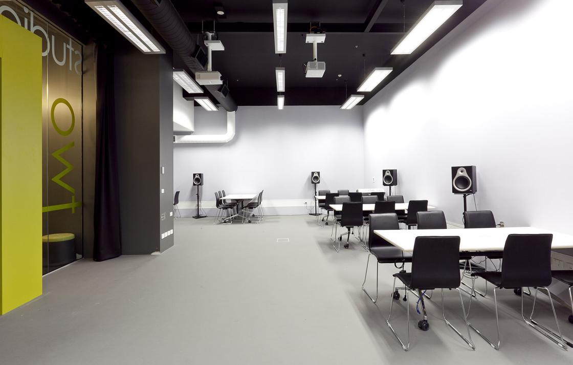 Sound studios