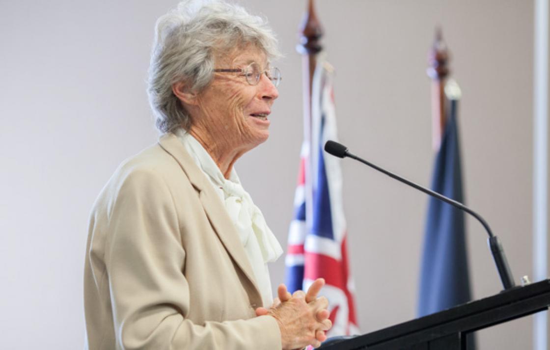 UTS Chancellor's address, Professor Vicki Sara
