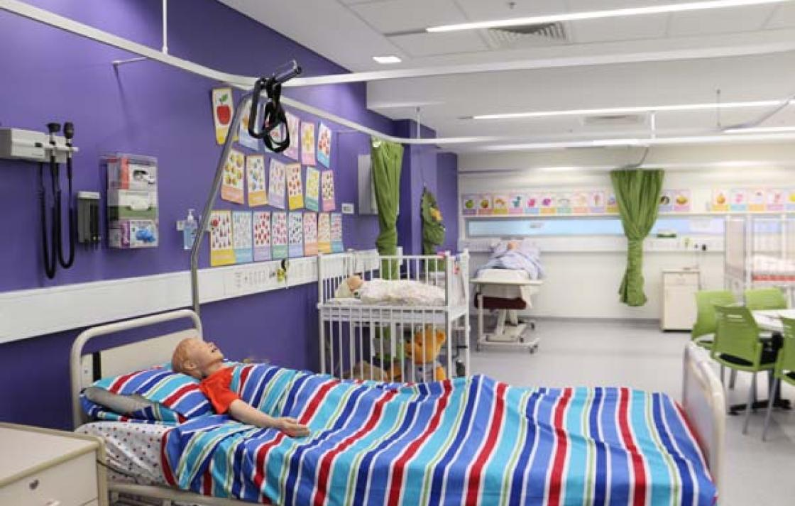 Paediatric lab