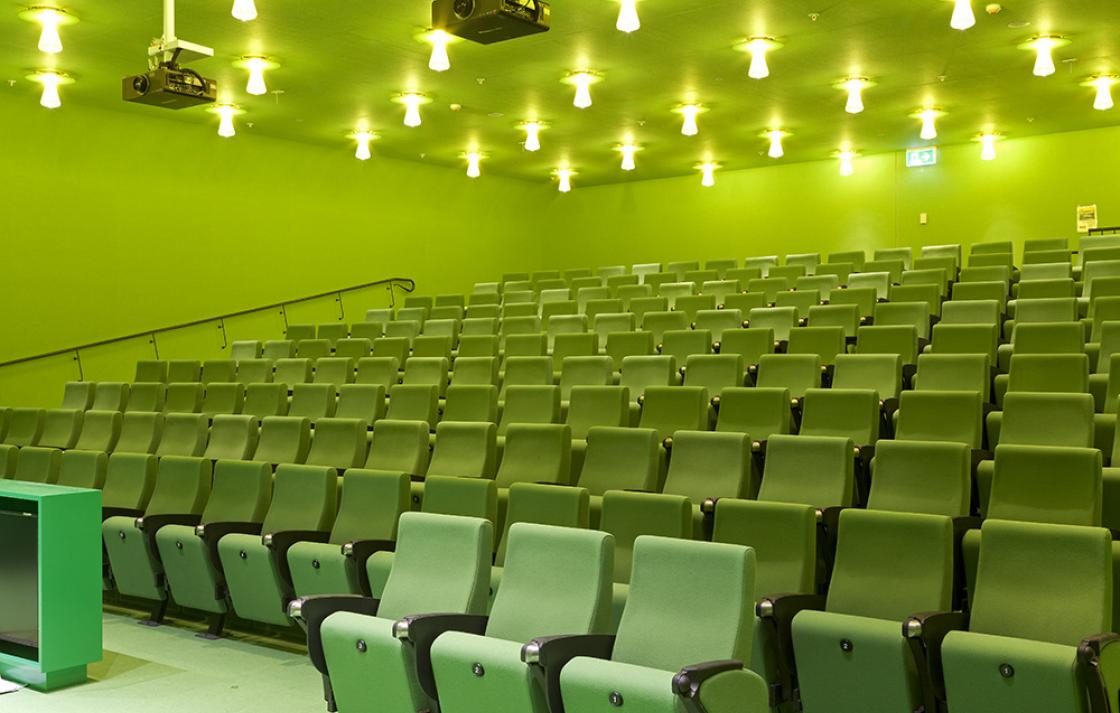 Science facilities - Green Auditorium