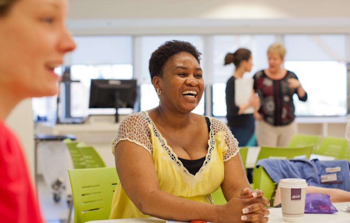 Collaborative learning is an integral part of postgraduate courses