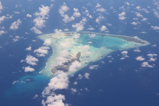 The Republic of Kiribati is a tiny island nation in the heart of the Pacific Ocean
