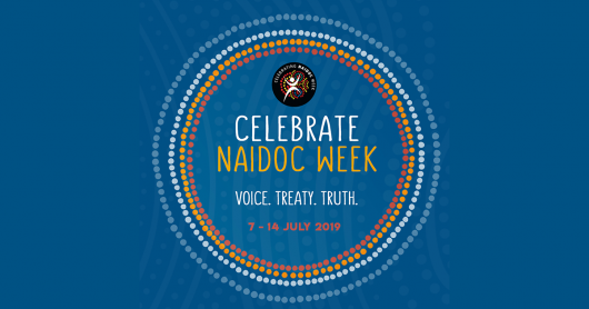 Celebrate NAIDOC Week 7 - 14 July 2019