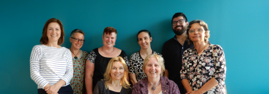 Genetic Counselling Consumer and Community Advisory Group: Chris Jacobs, Alison McEwen,  Heather Renton, Danielle Manton, Nick Kakaroubas, Liz Jewell, Jenny Rollo and Kaylene Manton
