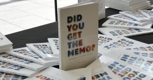 'Did you get the memo' book