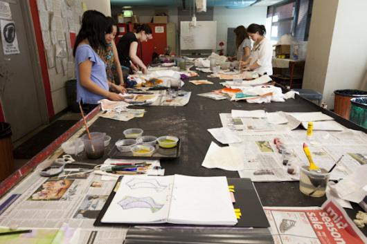 Bachelor Of Design In Fashion And Textiles University Of Technology Sydney