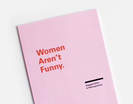 DAB Student Project: Women Aren't Funny, by Shara Parsons