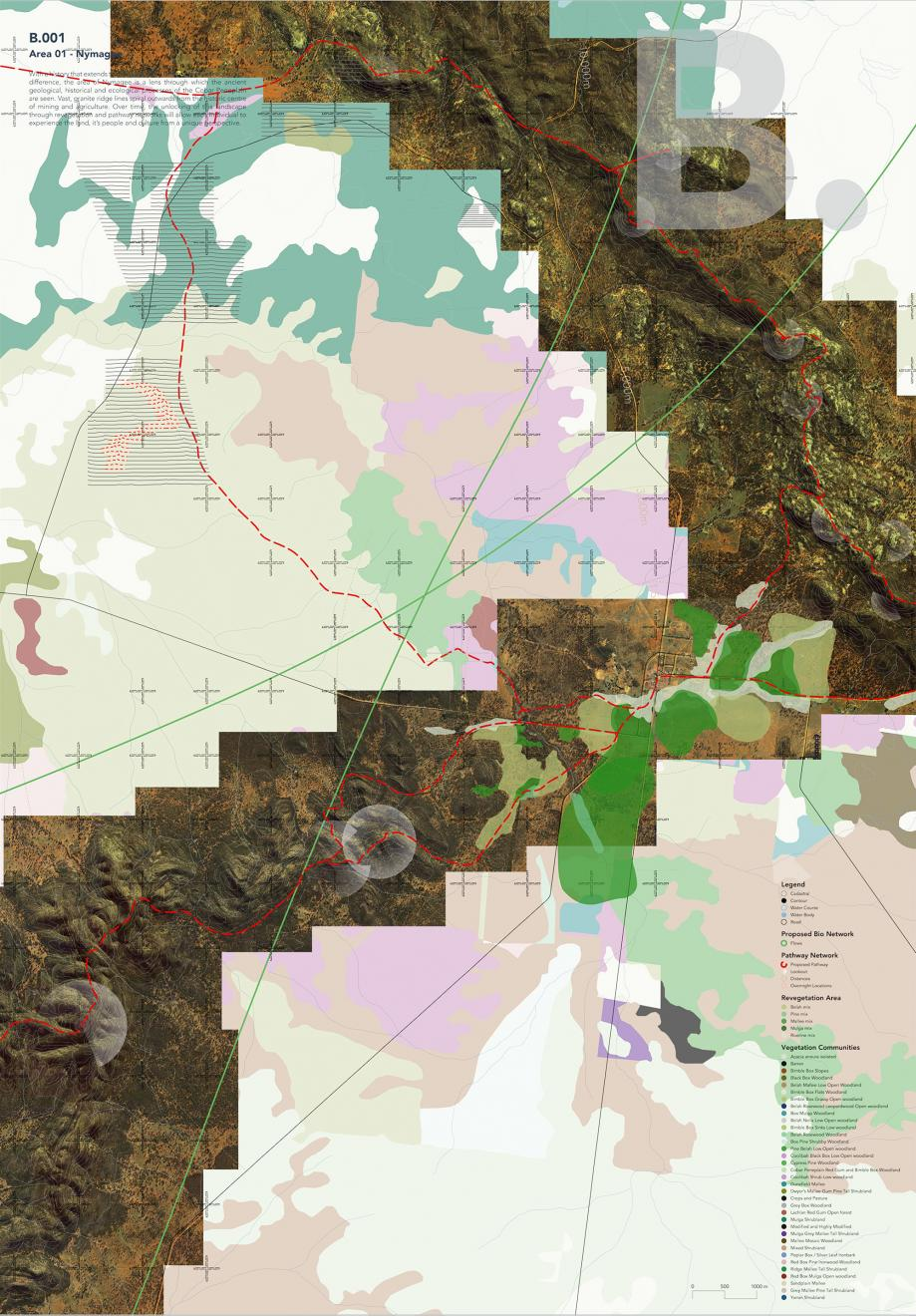 DAB Student Project: Experiential Ecologies: Designed Futures of the Cobar Peneplain,  by Brendan Murphy