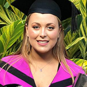 Demi Chilchik, UTS Bachelor of Midwifery Graduate