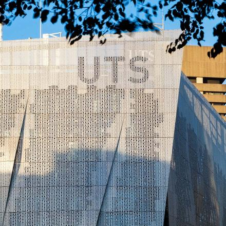 UTS FEIT Building 11 exterior by day