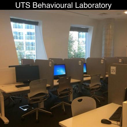 UTS Behavioural Laboratory